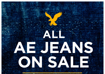 All AE Jeans On Sale